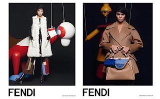 Ele é o designer chefe e diretor criativo da grife Chanel, bem como da casa de moda italiana Fendi, que apresentou as imagens da top na sua nova campanha de Inverno 2015. As fotos, em clima sixties, foram clicadas pelo próprio Karl! Vem ver!