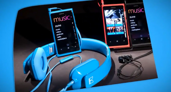 Nokia Lumia 900 Accessories Revealed