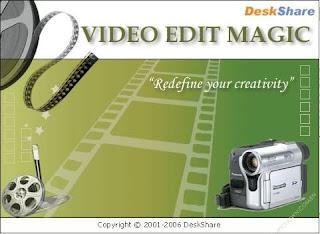 تحميل برنامج الكتابة على الفيديو 2013 مجانا Download Video Edit Magic