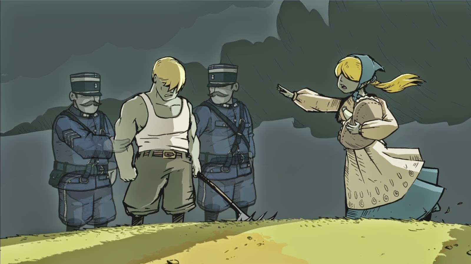 Download Game Valiant Hearts The Great War Full Version Single Link Terbaru
