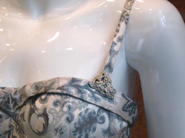 Cleo Trumbo movie dress detail