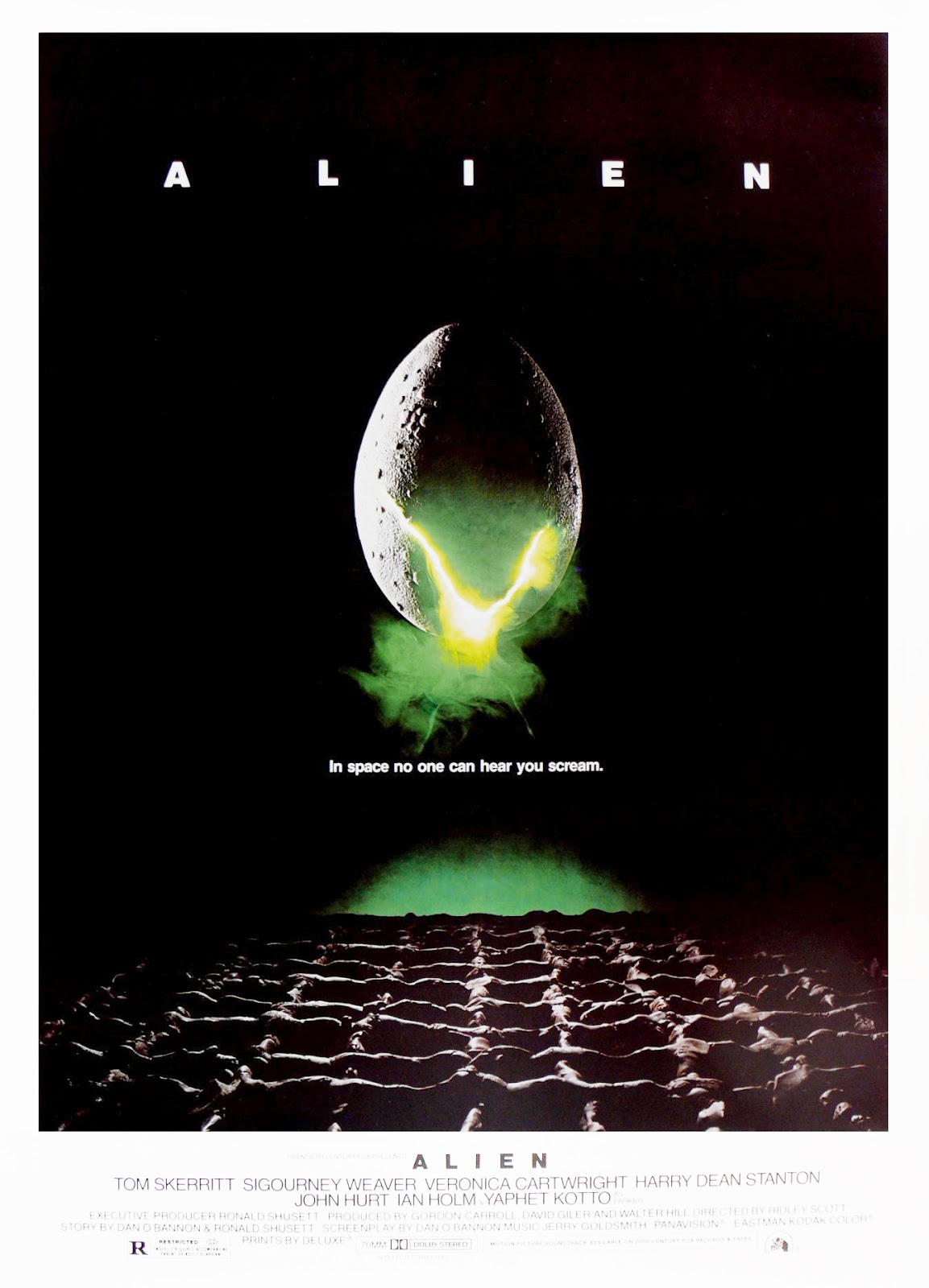 alien movie poster original - photo #4