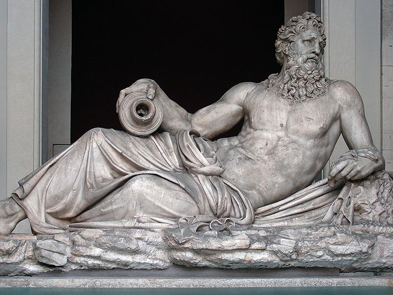 Sculpture aux musées du Vatican