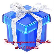 Candy rocznicowe u Hanulka..