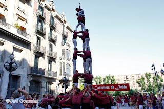 ferias, Castellers de Lleida, Lleida,