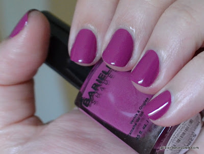 Barielle High Marks Purple swatch