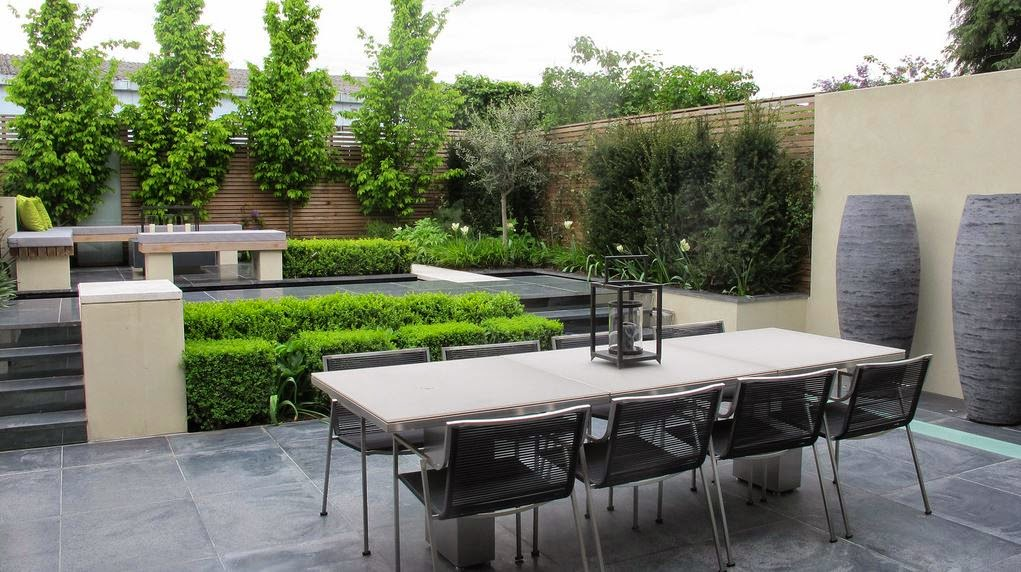 D couvrir l 39 endroit du d cor petit jardin contemporain for Amenager un petit jardin contemporain