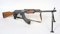 Zastava M72 light machine gun LMG