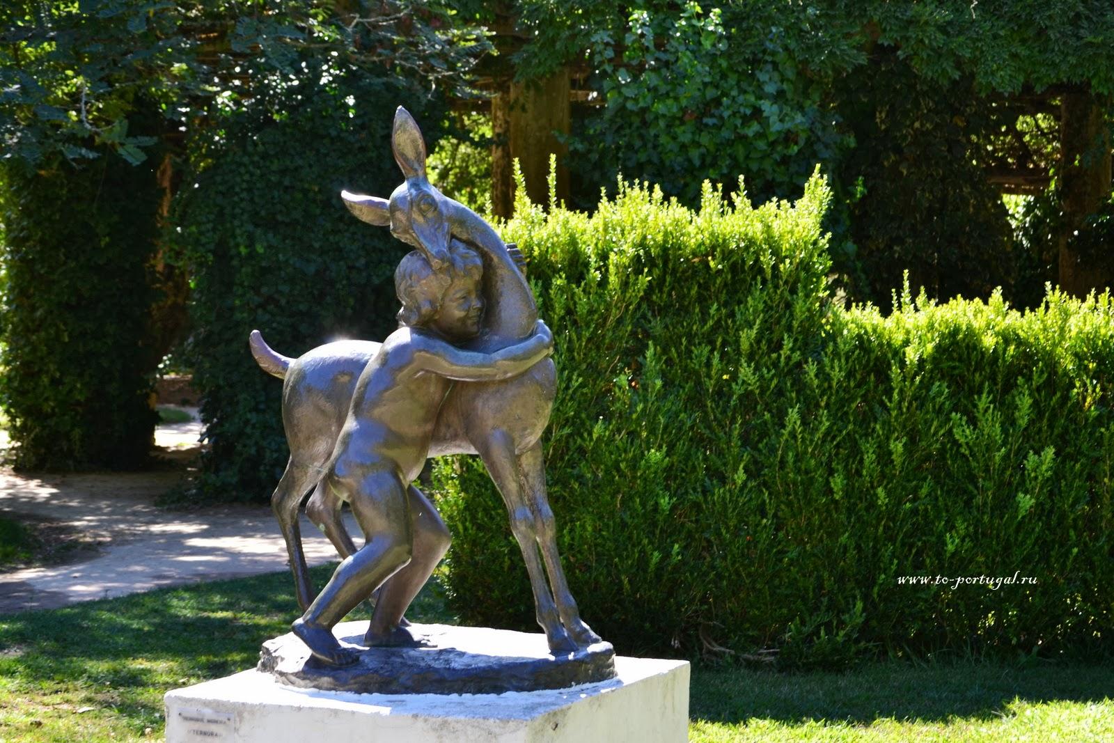 парки Португалии, история Португалии