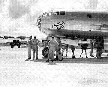 avion inc and enola gay