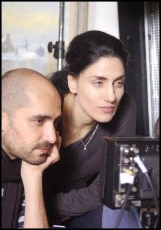 Ronit Elkabetz y Shlomi Elkabetz dirigen Gett: el divorcio de Viviane Amsalem (2014)