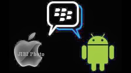 Download BBM For Gingerbread OS 2014