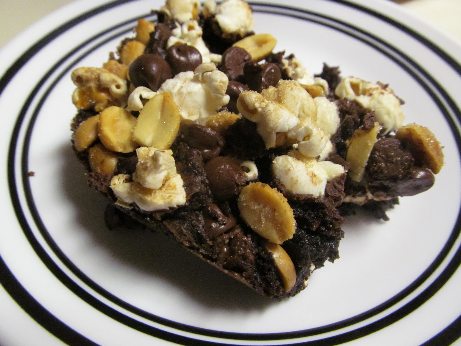 Brownie Stadium Bars