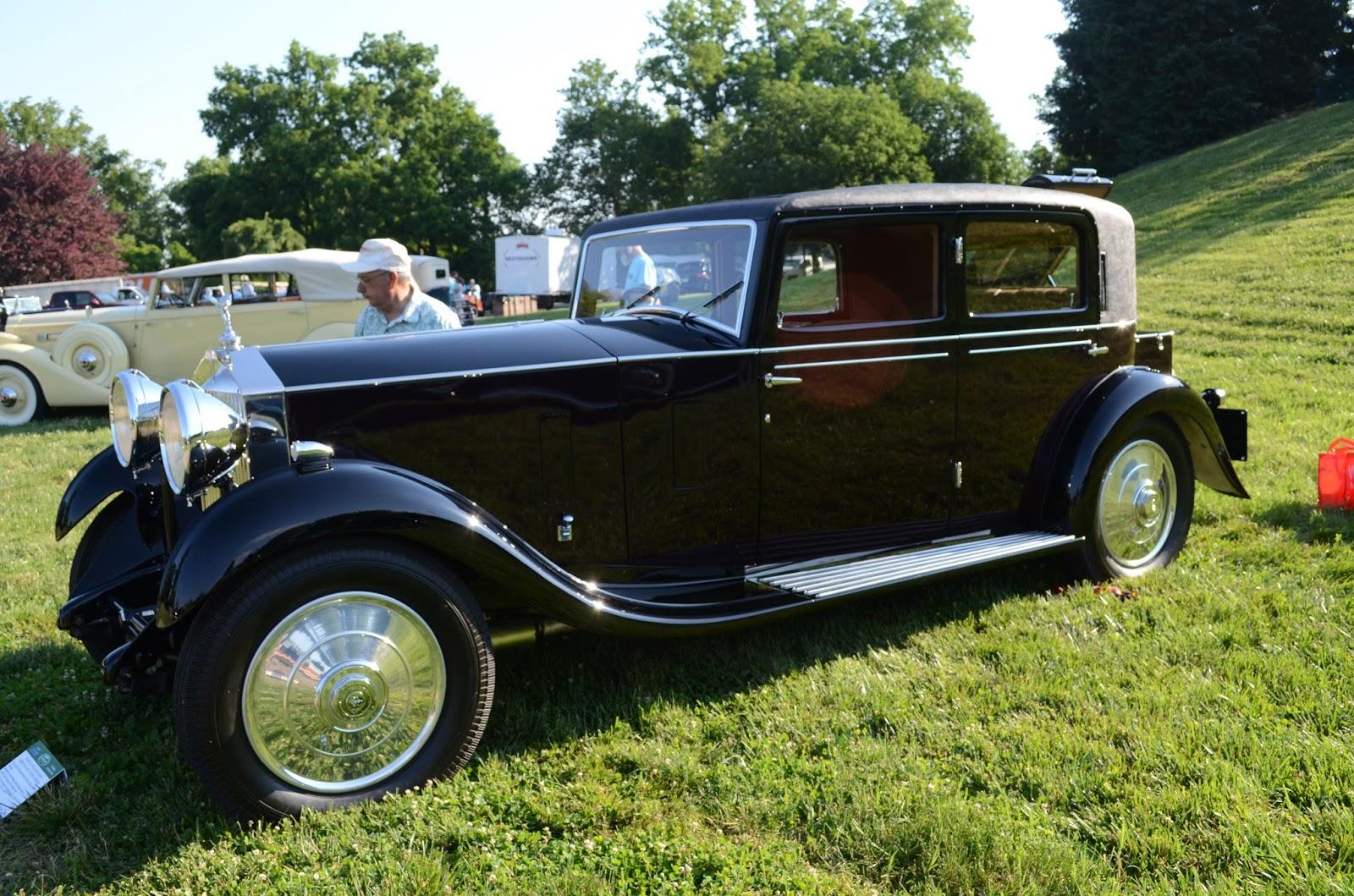 Turnerbudds car blog pre war classics at the concours