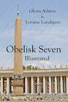 Obelisk Seven- our global warming thriller