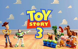 Promo do filme animado Toy Story 3