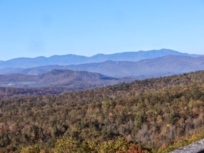 Blue Ridge Parkway, North Carolina, Oct 2013