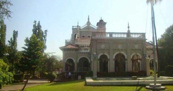 Tourist Places Resorts One Day Picnic Places To Visit Near Pune Mumbai Aga Khan Palace