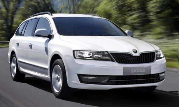 Skoda Superb facelift rendered; Next gen Skoda Octavia detailed