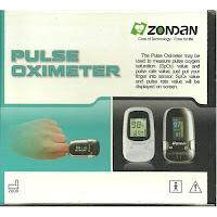Pulse Oxymeter Zondan