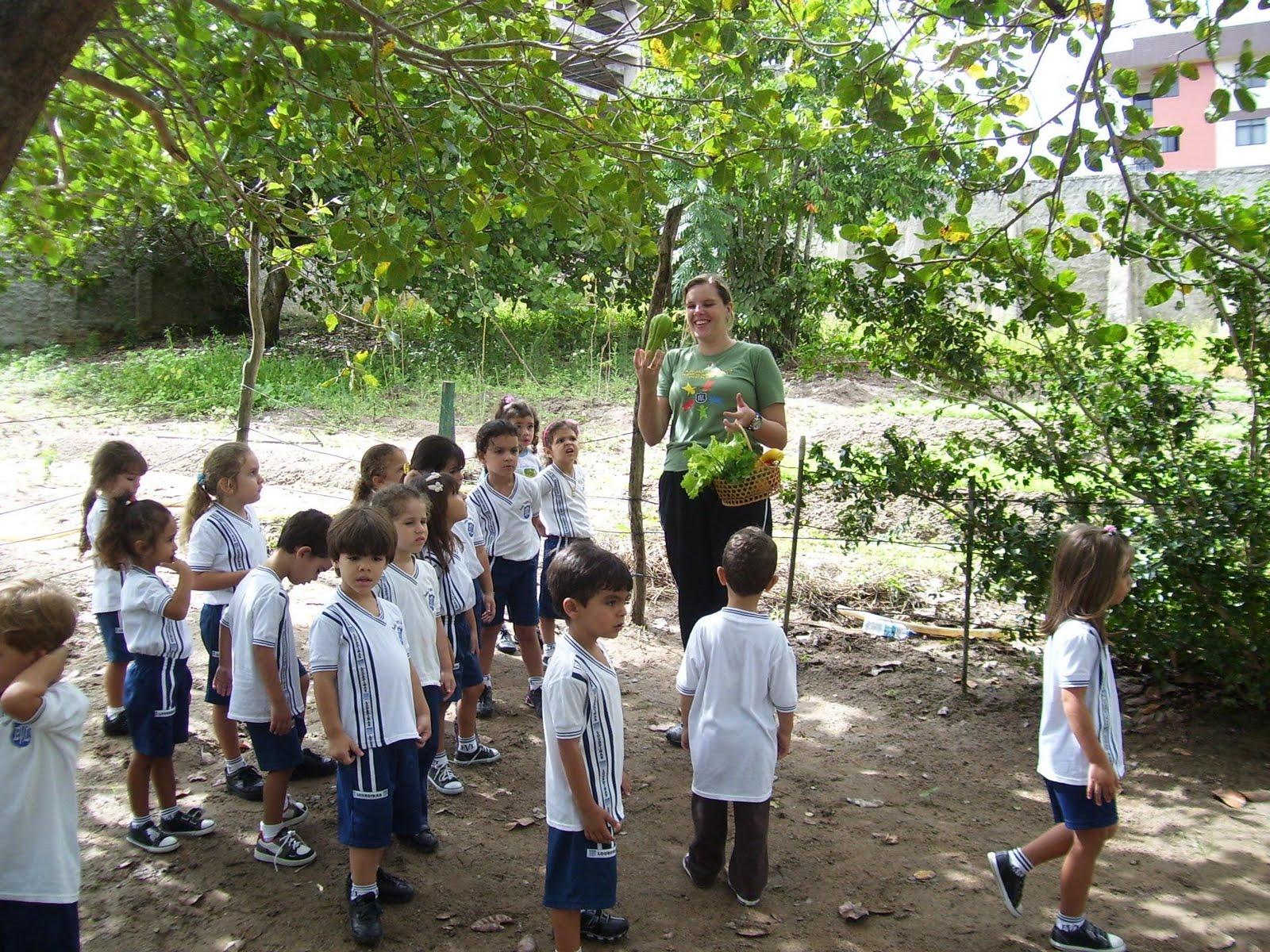 horta jardim e pomar:Blog da Turminha EVL: Horta, Pomar e Jardim – Lego