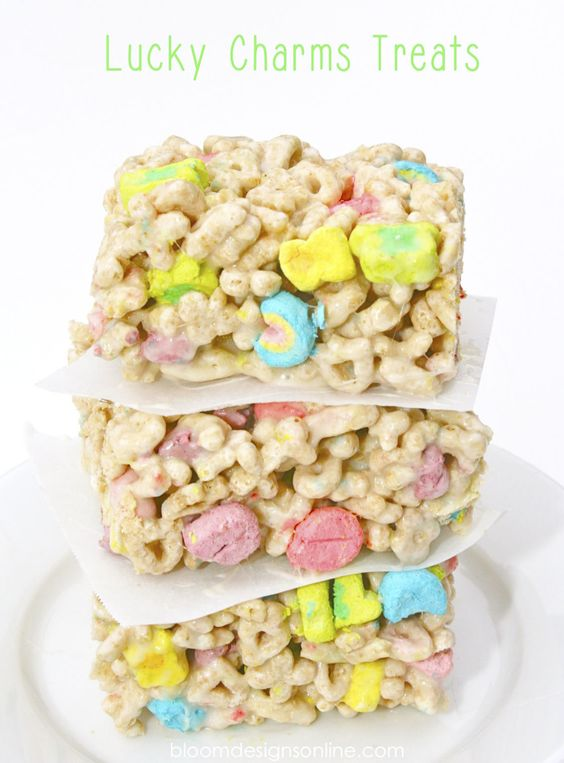 Lucky Charms Chocolate Chip Cookies