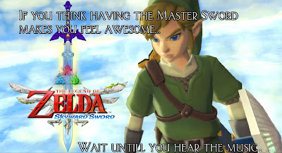 Skyward Sword Music