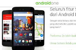 Mengenalkan Android One Google Indonesia