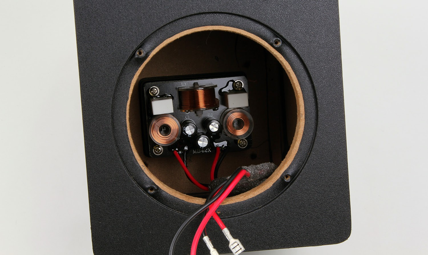 Budgetphile Budget Wiring The Reality Of Copper Clad Aluminum Wire Home Audio Speakers One Other Visual Change I Spotted Is Translucent Colored Binding Post Nuts Showing Off A Bit Gold Plated Metal Underneath