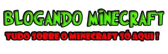 Blogando Minecraft