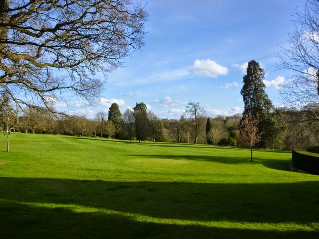 Pitch & Putt Miniature Golf at Conyngham Hall Gardens in Knaresborough
