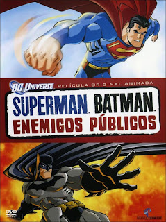 Superman y Batman: Enemigos Públicos Poster