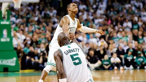 Garnett not bothered by Pierce leaving, likely not retiring