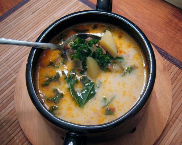 Tierney Tavern Zuppa Toscana Tuscan Sausage Potato And Kale Soup