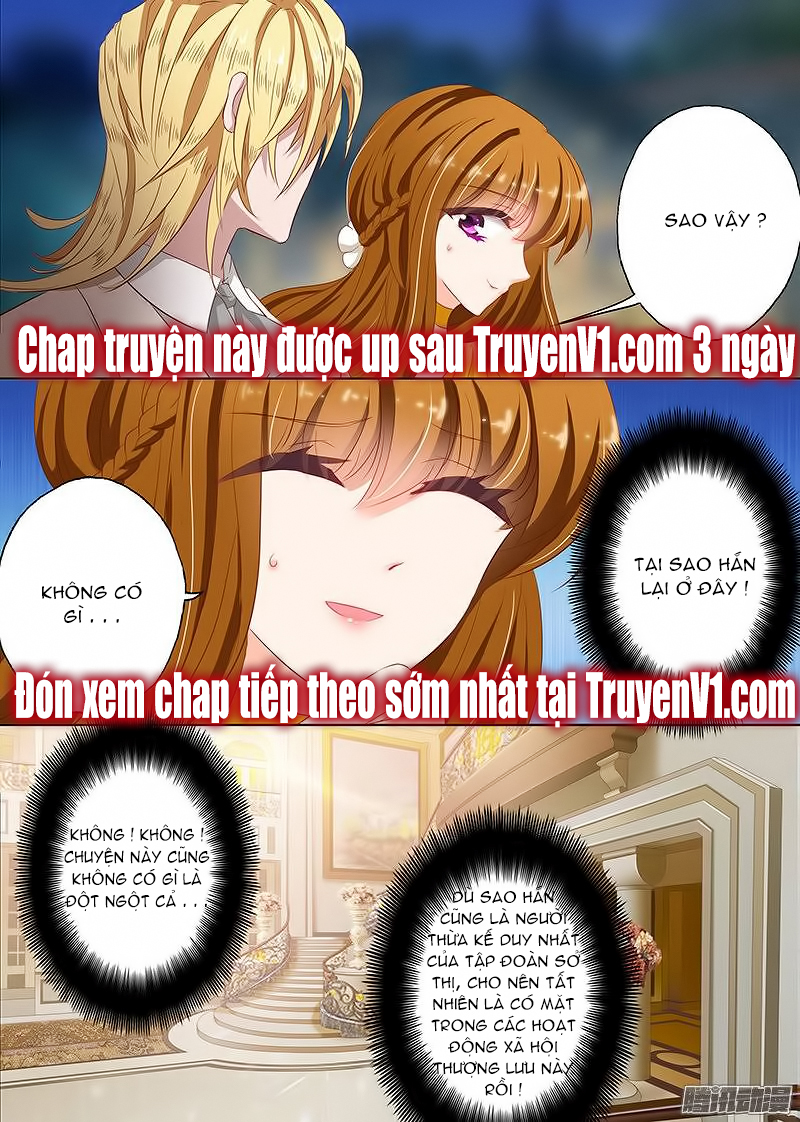 Hào Môn Thiên Giới Tiền Thê chap 54 - Trang 8