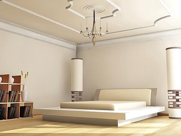 Definicion Estilo Minimalista Decoracion ~ En esta decoraci?n de dormitorio minimalista vemos como los muebles