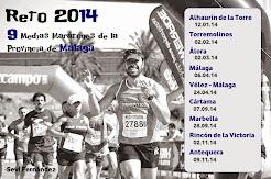 reto 9 MM Málaga 2014