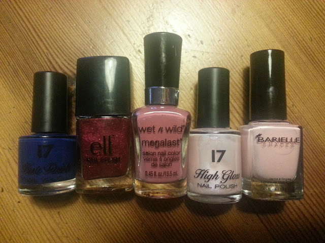 Nail varnish exchange