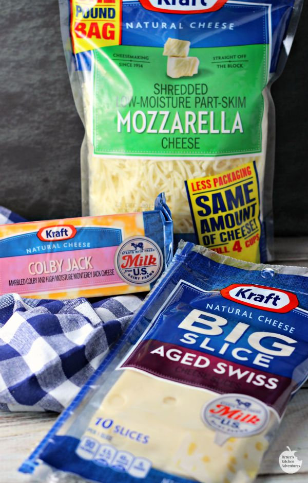 Kraft Natural Cheese  #Naturallycheesy #ad