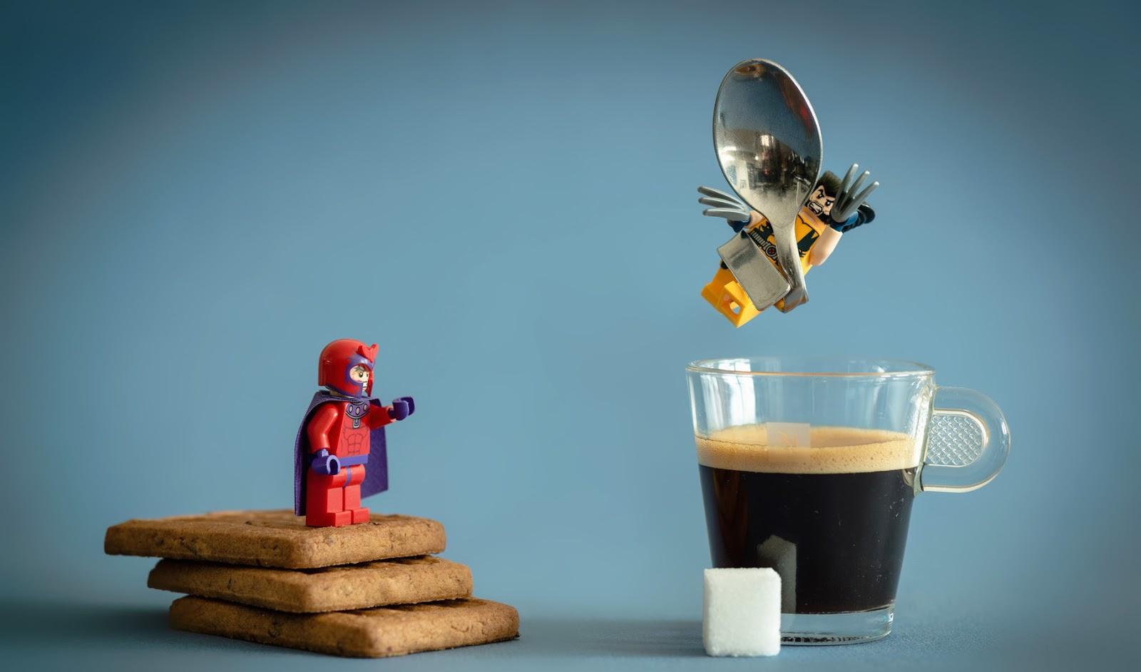 Aventuras LEGO na vida Real