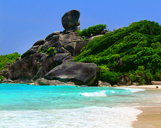 Similan Marine National Park Beach