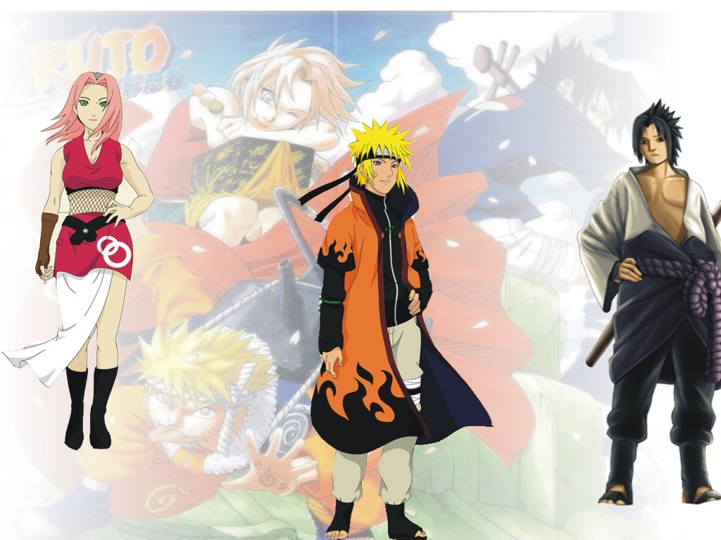 Naruto HD & Widescreen Wallpaper 0.41845310716691