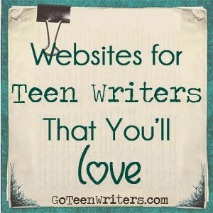 Writing websites for teens