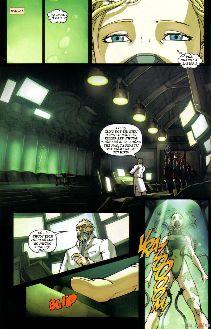 Street Fighter chap 12 - Trang 5