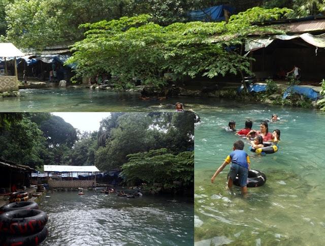 Objek Wisata Pemandian Karang Anyar - Pematang Siantar