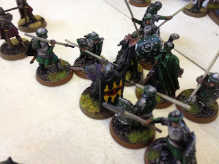 The Hobbit SBG Black Guard v Arnor