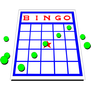 ... etiketler bingo clipart bingo clipart free entertainment free