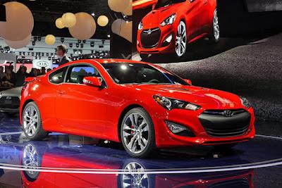 info price Hyundai Genesis Coupe2013