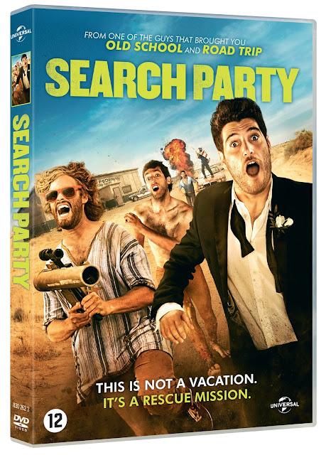 Search Party (2014) ταινιες online seires xrysoi greek subs