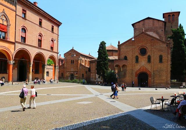 Stadtlandeltern - Italien - Bologna